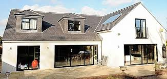 House Extension Design Ideas Uk Flat Roof Extension With Balcony Google Search Roof
