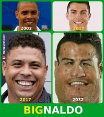 Cristiano Ronaldo Meme - meme ronaldo nazario vs cristiano ronaldo memes deportes meme