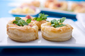 puff pastry canape ideas ham cheese puff pastry tartlets bites are pleasers