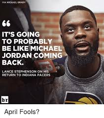 Lance Stephenson Meme - 25 best memes about lance stephenson and indiana pacers