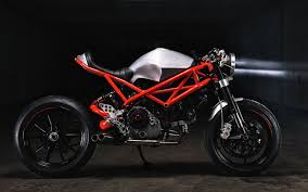 ducati monster manual motorcycle wallpaper