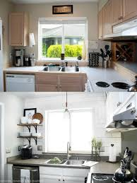 Kitchen Remodeling Ideas On A Budget 5 Creative Before And After Kitchen Makeovers On A Budget Homeyou