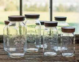 kitchen glass canisters kitchen room airtight glass jars bed bath and beyond canisters