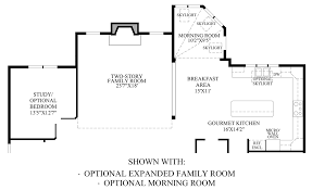 Paul Revere House Floor Plan by Ivyland Pa New Homes For Sale Reserve At Northampton