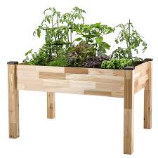decor elevated planter planter box plans elevated planter box