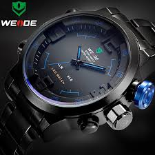 black friday deals on mens watches cheap price top luxury brand weide men full steel watches mens