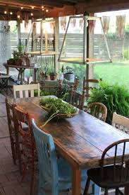 rustic patio furniture sets with regard to rustic outdoor table