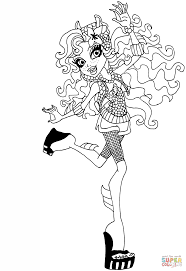 cool lagoona blue coloring page free printable coloring pages