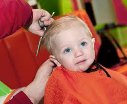 all about your baby u0027s first hair cut