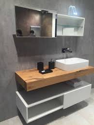 Solid Wood Bathroom Cabinet Bathroom Wood Bathroom Vanities Luxury Bathrooms Design
