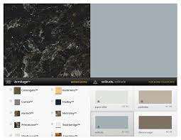 how to choose the paint color that complements your cambria quartz