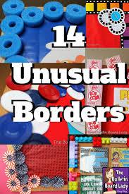 14 unusual and incredibly fabulous bulletin board borders
