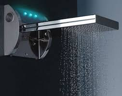 Best Bathroom Shower Waterfall Images On Pinterest Bathroom - Bathroom shower designs