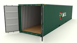 3d model shipping container mol cgtrader