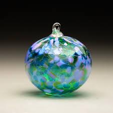 handmade glass christmas ornaments u2013 hunting handmade
