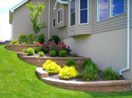 patio comely landscape ideas for front yard hill the garden