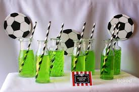soccer party ideas party decorations soccer theme mariannemitchell me