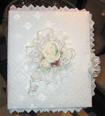 white wedding album handmade wedding albums
