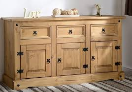 Ashmore Sideboard Corona 3 Door 3 Drawer Sideboard Jb Furniture