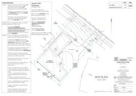 Site Plans For Houses How To Read Building Plans House Plan For A Outstanding Charvoo