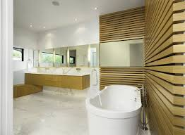 White And Wood Bathroom Ideas Luxury Bathroom Bathtub Cover Crystal Chandelier In Ceiling Wooden