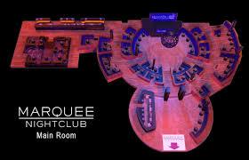 nightclub floor plan marquee nightclub reviews free guest list table reservations