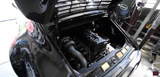 porsche 930 turbo engine unicorn or black sheep honda k20 swapped porsche 930 6speedonline