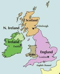 map uk ireland scotland pastor danny s isles trip part 2 scotland