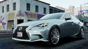 lexus sport 2014 lexus is350 f sport 2014 gta5 mods com