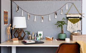 Curtains For Office Cubicles Who Says Cubicles To Be Drab Wit Delight