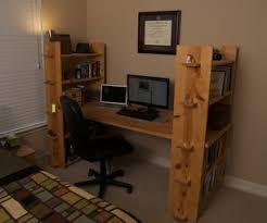 Desk Shelving Ideas Bookshelves Desk