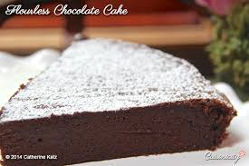 flourless chocolate cake cuisinicity
