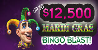 mardi gras bingo mardi gras bingo blast things to do in reno