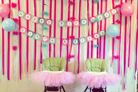 birthday decorations to make at home easy birthday decorations to make at home home decore easy home