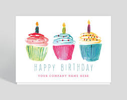 water color cards watercolor cupcakes birthday card 1023912 business christmas cards