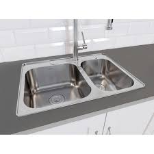 Top Mount Kitchen Sinks Ancona Ancona Capri Series Topmount 27