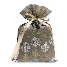 drawstring gift bags welcome to the islands