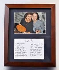 I Want To Design My Own Kitchen Frame Recipes The Perfect Way To Display Mom Or Grandmas Old