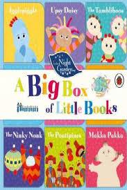 night garden big box books