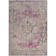 Over Dyed Distressed Rugs Valencia Pink Overdyed Distressed Rug