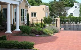 long island brick driveway design and landscapingcreate a scape