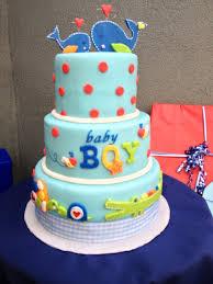 babyshower theme whale theme cakes whale babyshower theme it s a boy cake