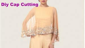 diy cape cutting u0026 stitching full tutorial with loop