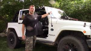jeep wrangler top removal removing a jeep wrangler unlimited hardtop alone