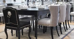 Italian Dining Room Sets Wellington Dining Room Set Leather Dining Chairs Italian