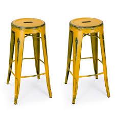 furniture upholstered bar chair rustic saddle seat bar stools