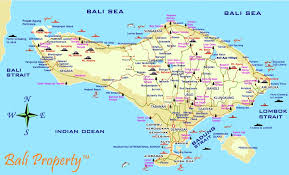 bali indonesia map map of indonesia and bali