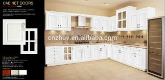 Kitchen Cabinet Door Manufacturers Interior Front Designs Imitation Wooden Door Plywood Kitchen