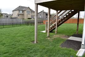 before u0026 after u2013 fulks lawn u0026 landscape llc