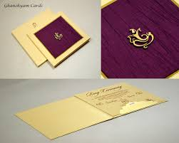 hindu wedding cards wedding design ideas padded hindu wedding card design rel 884